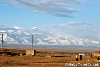 トランス・アライ山脈