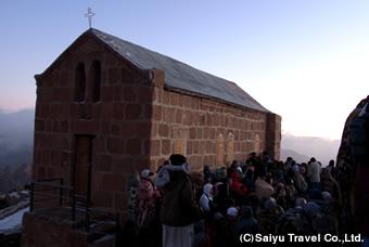 山頂の三位一体教会