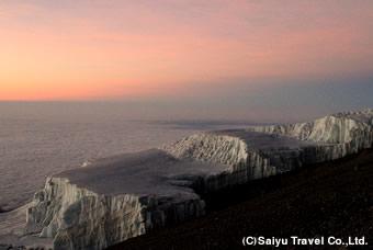 レブマン氷河