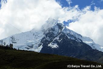 ベロニカ峰(5,682m)