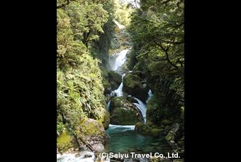 マッカイの滝