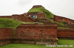 仏教遺跡パハルプール