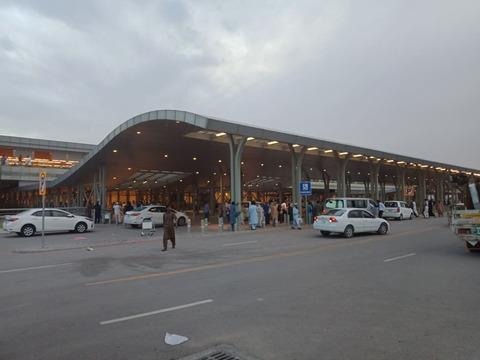 イスラマバードの新しい国際空港をご紹介!