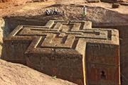 ナイルの源エチオピア アビシニア高原周遊の旅