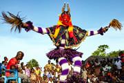 胡椒海岸リベリアからシエラレオネ、ギニアへ