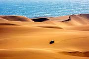 砂漠と大西洋が出会う国 ナミビア
