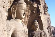 中原の歴史探訪 雲崗と龍門