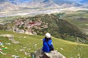 歩いて巡るチベット 天空の都ラサと聖湖ナムツォ