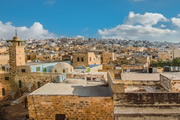 パレスチナ西岸と聖地エルサレム滞在