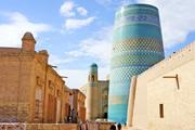 文明の十字路 ウズベキスタン