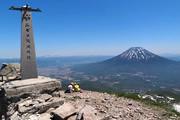 北海道・ニセコトレッキングと羊蹄山、樽前山&オロフレ山