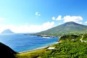 自然と歴史を訪ねる東京・海の路 ~八丈島・御蔵島・三宅島~