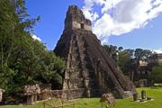 グアテマラ・ホンジュラス マヤ三大遺跡探訪