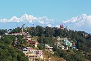 ヒマラヤ展望山岳リゾートで過ごすネパールの旅