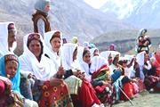 シムシャール村 タガムの祭りと上部フンザ3つの谷を訪ねて