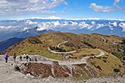 エベレスト展望・ゆったりタンボチェトレッキング