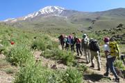 イラン最高峰ダマバンド山登頂