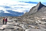 マレーシア最高峰・キナバル山(4,095m)登頂