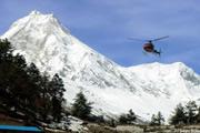 ヘリ利用で日程短縮!  マナスル山群完一周 ハイライトトレッキング 16日間