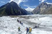 K2大展望・バルトロ氷河トレッキング