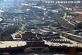 青海省のチベット世界1   チベッ...